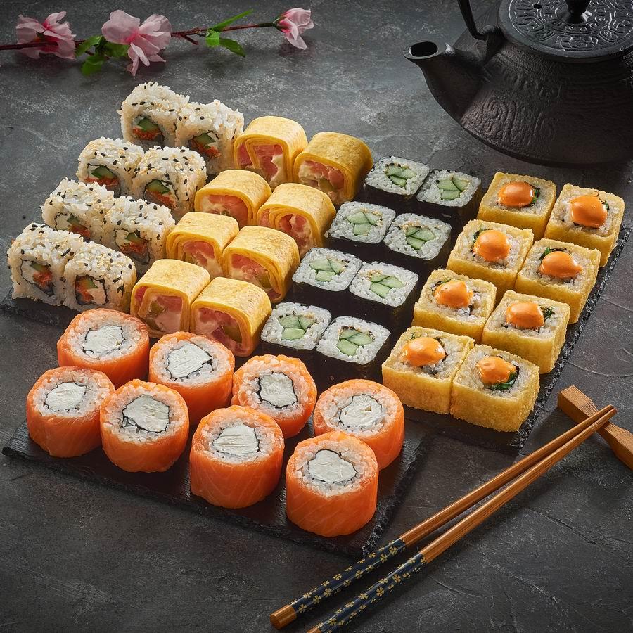 виды суши и роллов фото заслуженно считают